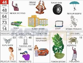 46 Nenek Moyang