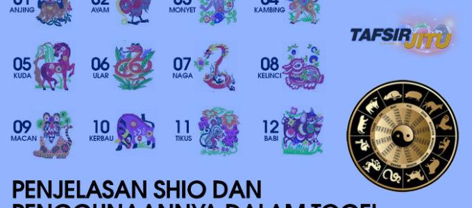 Penjelasan SHIO dan Penggunaannya dalam Togel