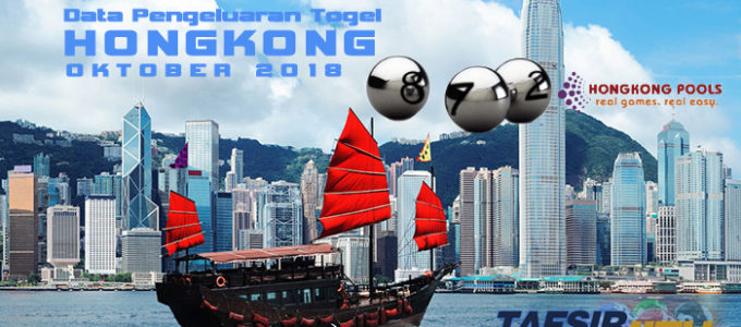 data pengeluaran togel HK Oktober 2018