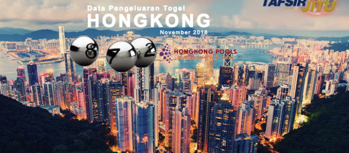 Data Pengeluaran HK November 2018