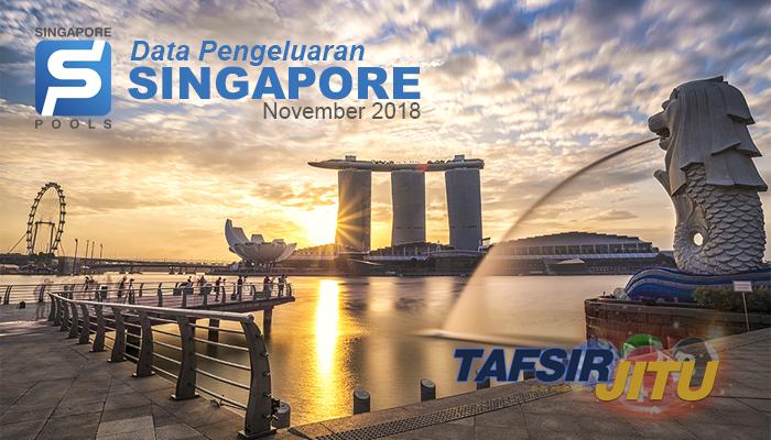 Data Pengeluaran Togel, Singapura SGP November 2018 ...