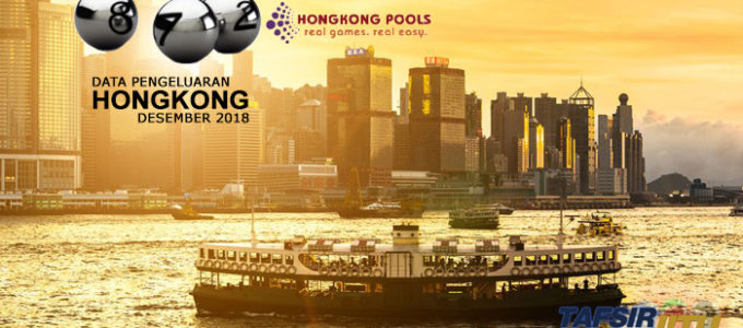 Data Pengeluaran HK Desember 2018