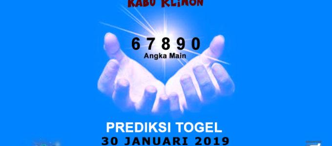 Prediksi Togel SGP 30 Januari 2019