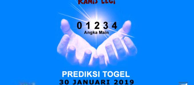 Prediksi Togel SGP 31 Januari 2019