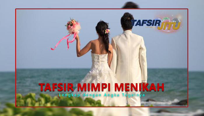 tafsir-mimpi-menikah
