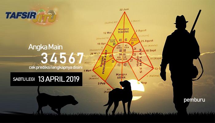 Prediksi Togel SGP 13 April 2019