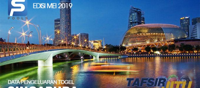 data pengeluaran togel singapura mei 2019