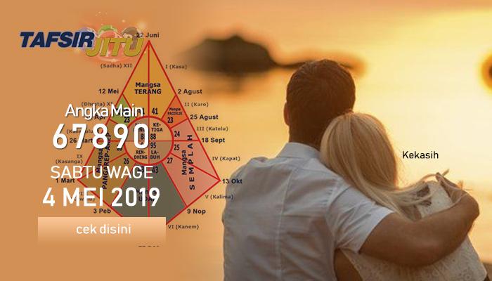 Prediksi Togel SGP 4 Mei 2019 tafsirjitu