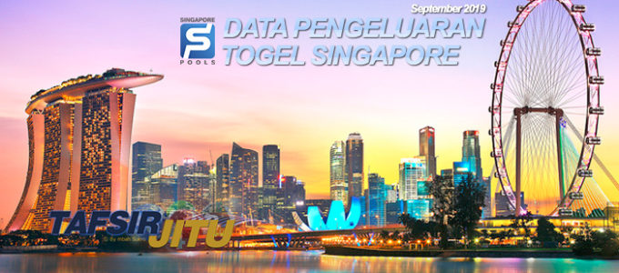 Data Pengeluaran Togel Singapura September 2019