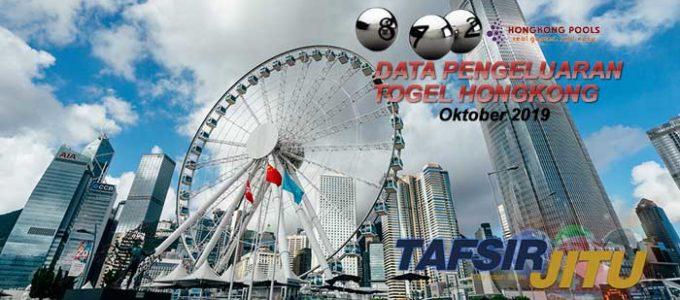 Data pengeluaran togel hk hongkong bulan oktoboer 2019