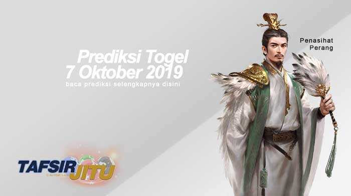 Prediksi Togel SGP 7 Oktober 2019 oleh mbah sukro tafsirjitu