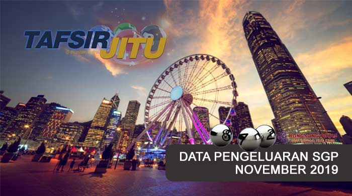 data pengeluaran togel hk hongkong november 2019
