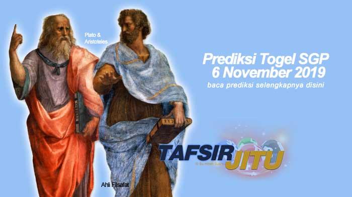 Prediksi Togel SGP 6 November 2019 oleh mbah sukro tafsirjitu