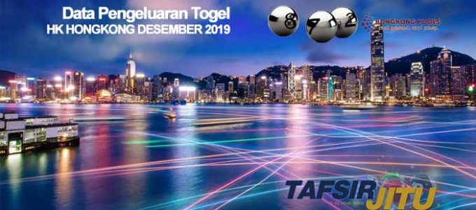 data pengeluaran togel hk hongkong desember 2019