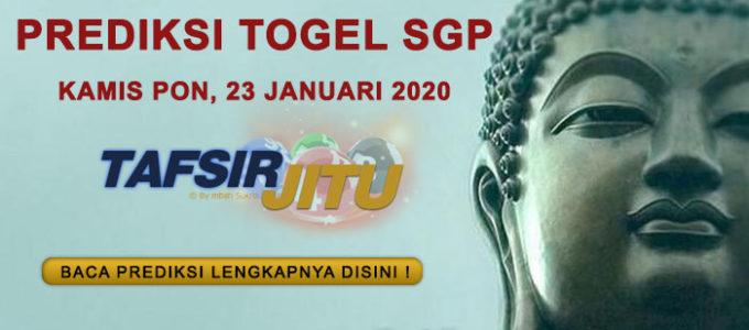 Prediksi-Togel-SGP-23-Januari-2020