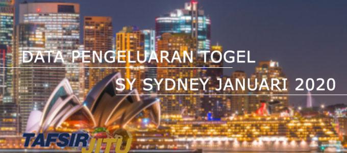 data-pengeluaran-togel-sy-sydney-januari-2020