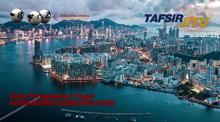 Data Pengeluaran Togel Hongkong Februari 2020 Terlengkap