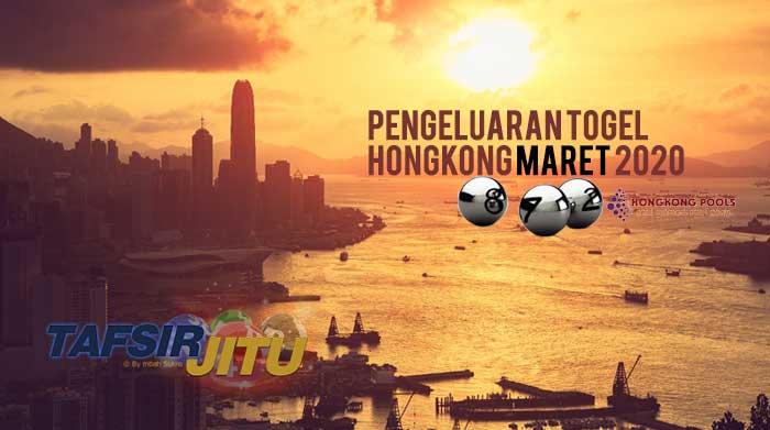 Data Pengeluaran togel hongkong maret 2020 tafsirjitu