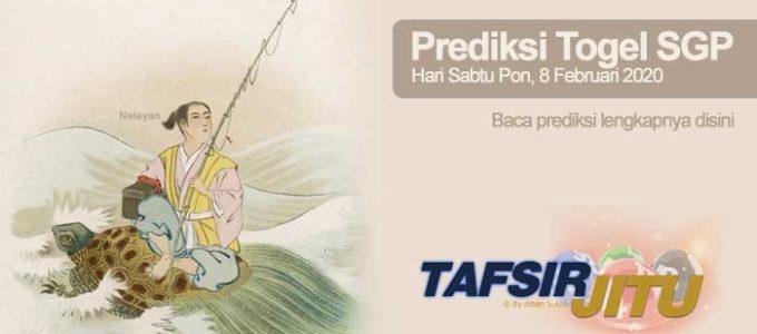 Prediksi Togel SGP 8 Maret 2020 Oleh Mbah Sukro