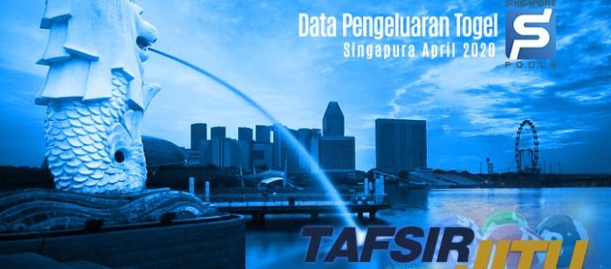 Data Pengeluaran Togel SGP Singapura April 2020