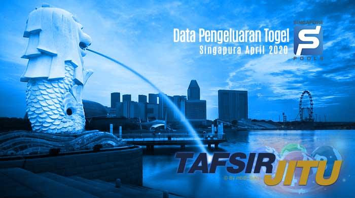 Data Pengeluaran Togel SGP Singapura April 2020