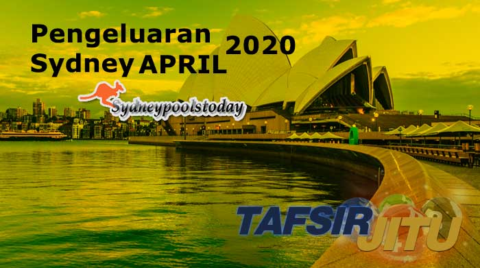Data Pengeluaran Togel Sydney April 2020