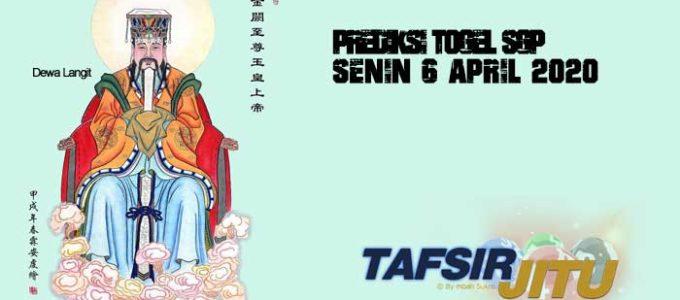 Prediksi Togel SGP 6 April 2020 Oleh Mbah Sukro tafsirjitu