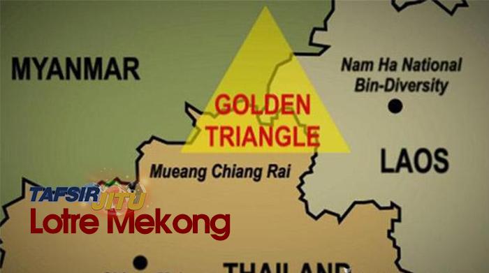 Mekongpools Permainan Lotre Segitiga Asia Tenggara