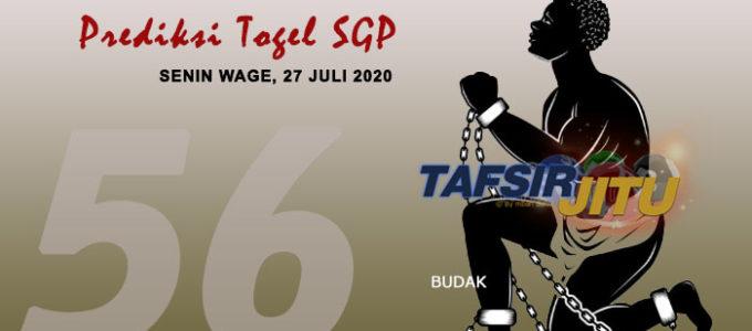 Prediksi-Togel-SGP-27-Juli-2020