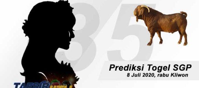 Prediksi Togel SGP 8 Juli 2020 Oleh Mbah Sukro Tafsirjitu