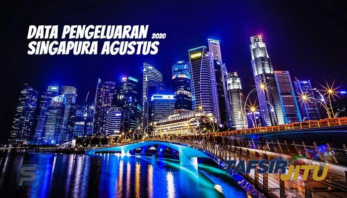 Data pengeluarna togel singapura agustus 2020