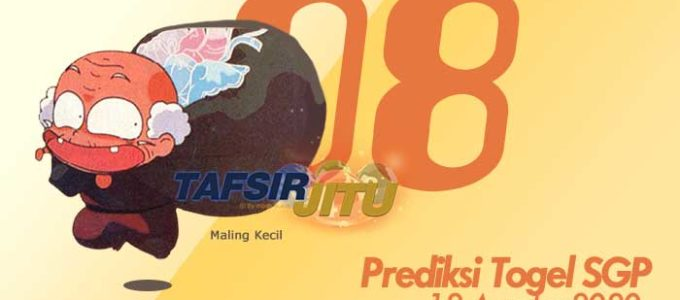 Prediksi Togel SGP 12 Agustus 2020 Oleh Mbah Sukro