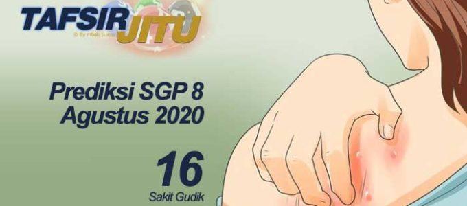 Prediksi Togel SGP 8 Agustus 2020 Oleh Mbah Sukro Tafsirjitu