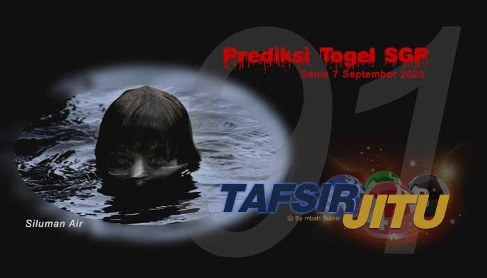 Pengeluaran hari ini Prediksi Togel SGP 7 September 2020 tafsirjitu