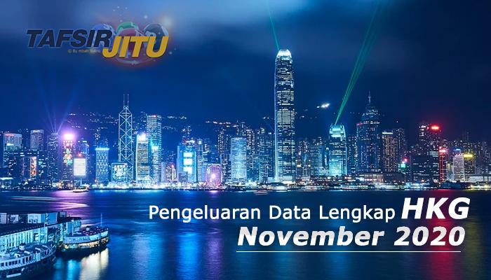 data-pengeluaran-togel-hongkong-november-2020