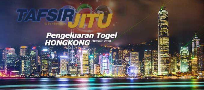 data pengeluaran togel hongkong oktober 2020
