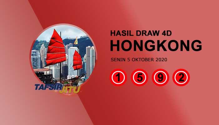 Pengeluaran hari ini HK Hongkong 5 Oktober 2020 tafsirjitu