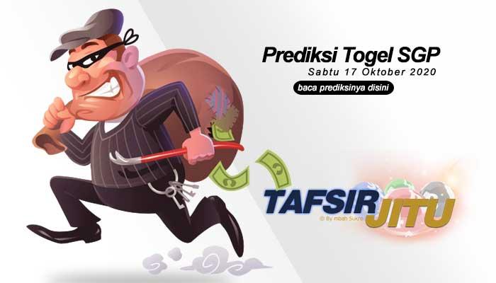 Prediksi Togel SGP 17 Oktober 2020 Oleh Mbah Sukro tafsirjitu