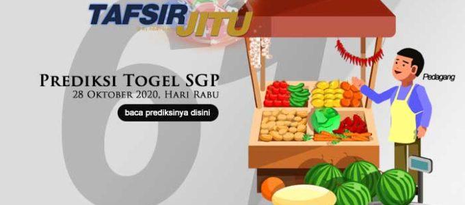 Prediksi Togel SGP 28 Oktober 2020 Oleh Mbah Sukro tafsirjitu