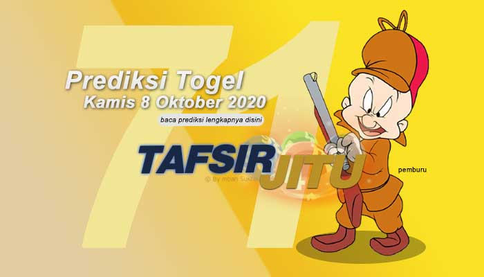 Pengeluaran hari ini Prediksi Togel SGP 8 Oktober 2020 tafsirjitu