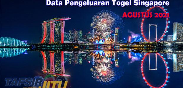 DAta-Pengeluaran-Singapore-Agustus-2021